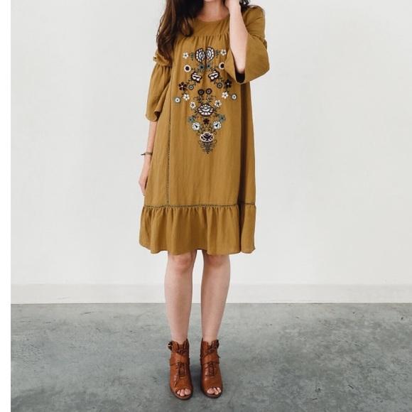 062d62bbbfba ~NWT~ Ashley LeMieux Shelby Midi Dress Size S